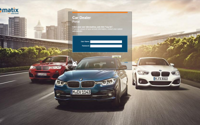 Car Dealer Analytics portal